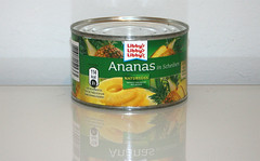 03 - Zutat Ananas / Ingredient ananas
