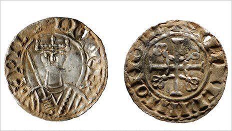 William the Conqueror coin