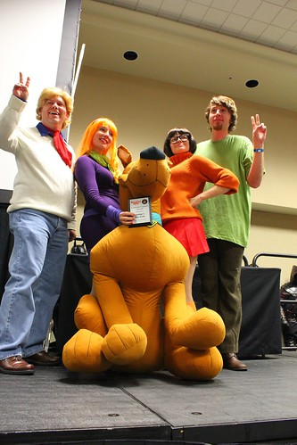 Scooby Doo Gang - MegaCon 2012