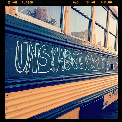 The Unschool Bus