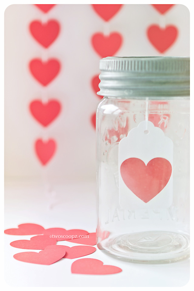 mason hearts