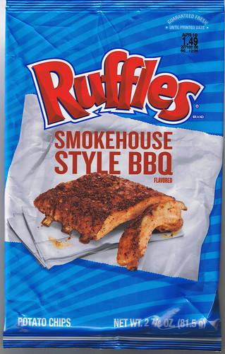 1 ruffles