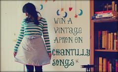 vintage apron giveaway