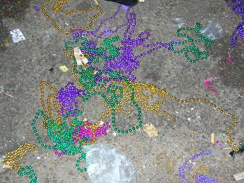 Ground beads