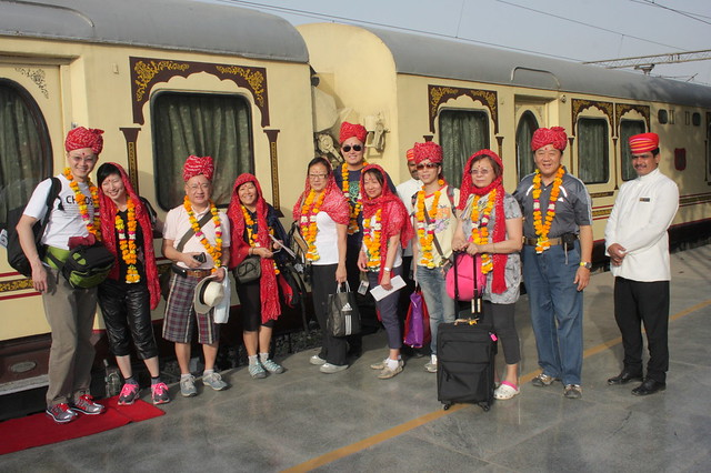Palace on Wheels India
