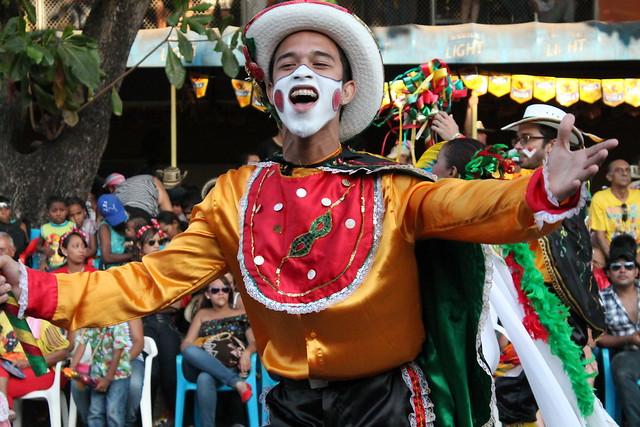 Disfraz De Garabato Carnaval De Barranquilla Entierro De Joselito