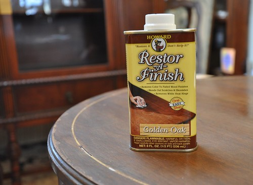Restor A Finish Wood Cleaner. Cleaning Furniture