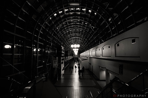 The PATH: Union Station Skywalk.