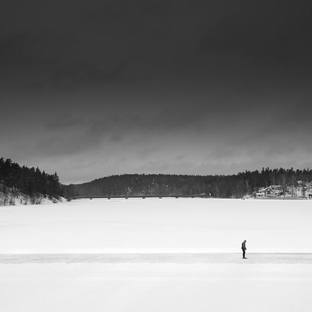Frozen Lake..