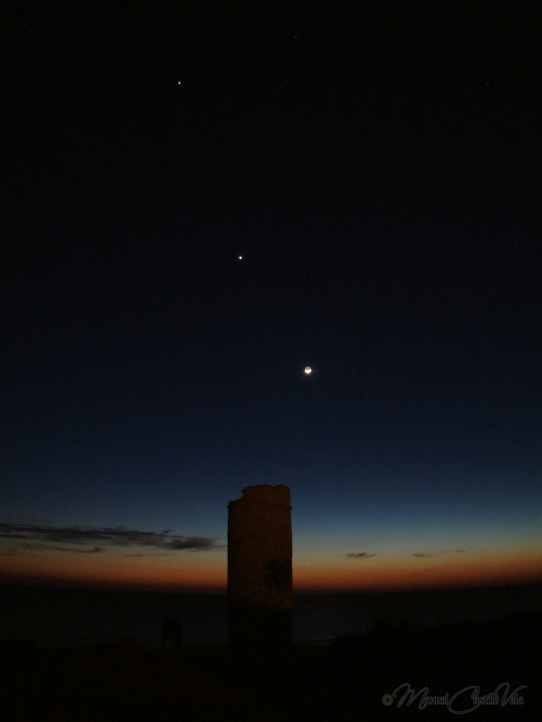 Submission Gallery: Moon-Jupiter-Venus Conjunction