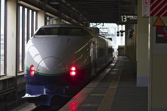 模様替えのベテラン~Shinkansen
