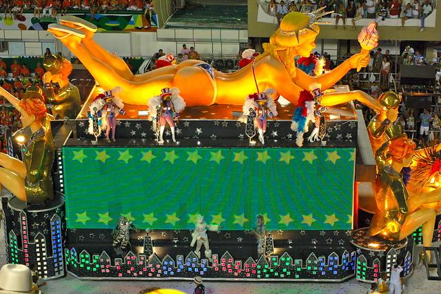 Rio's Carnival: Sao Clemente30
