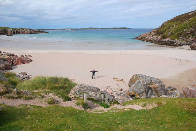 Beach near Durness.