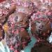 cake pops cranberry-chocolate