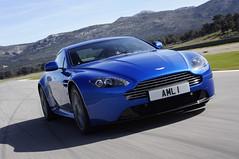[Free Images] Transportation, Cars, Aston Martin, Aston Martin Vantage ID:201203070000