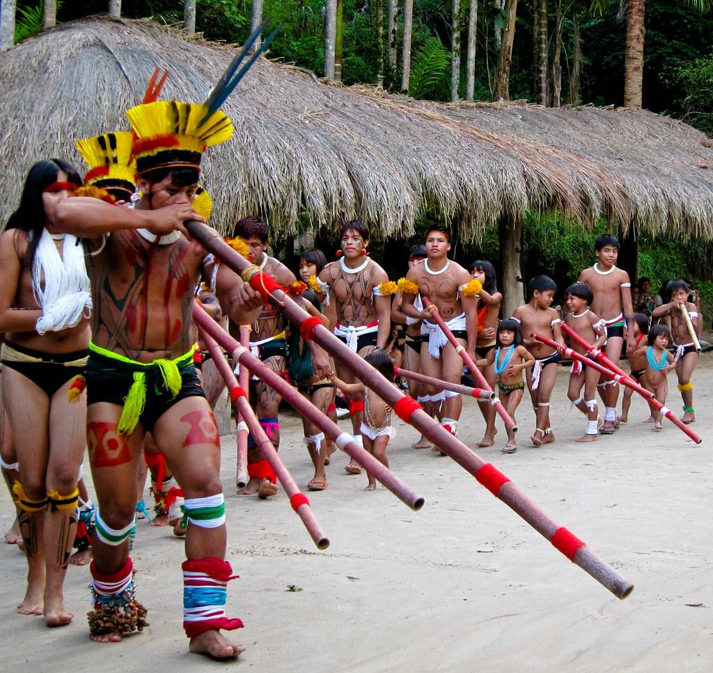 Brazilian Men Culture