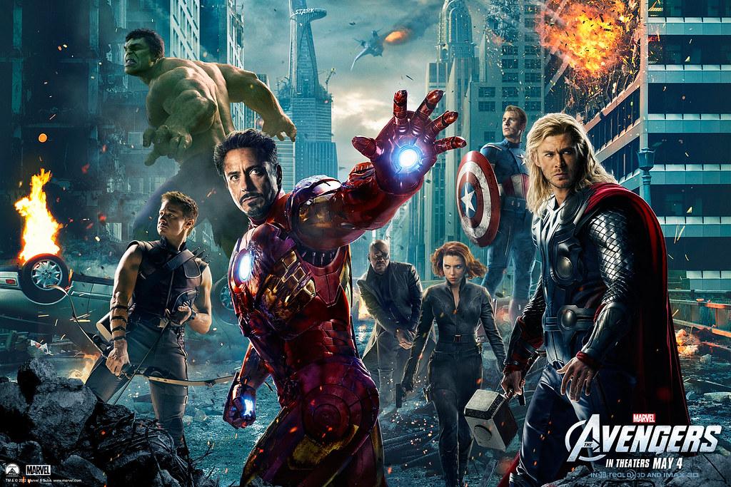 avengers by Marvel