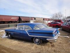 57 Oldsmobile 88