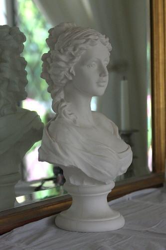 New sculpture bust ....
