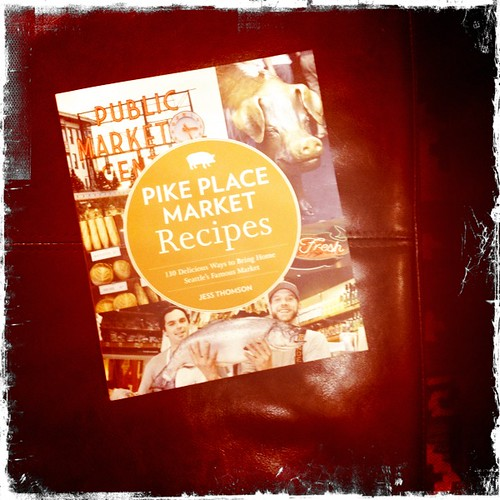 Cover: Pike Place Market Recipes