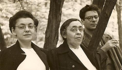 Dena, Hilda and Charles