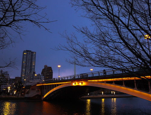 Tenjin Bridge by hyossie