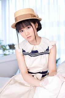 120417 - 有「菅野よう子」指導唱歌的聲優「小倉唯」將在7/18推出首張單曲《Raise》!
