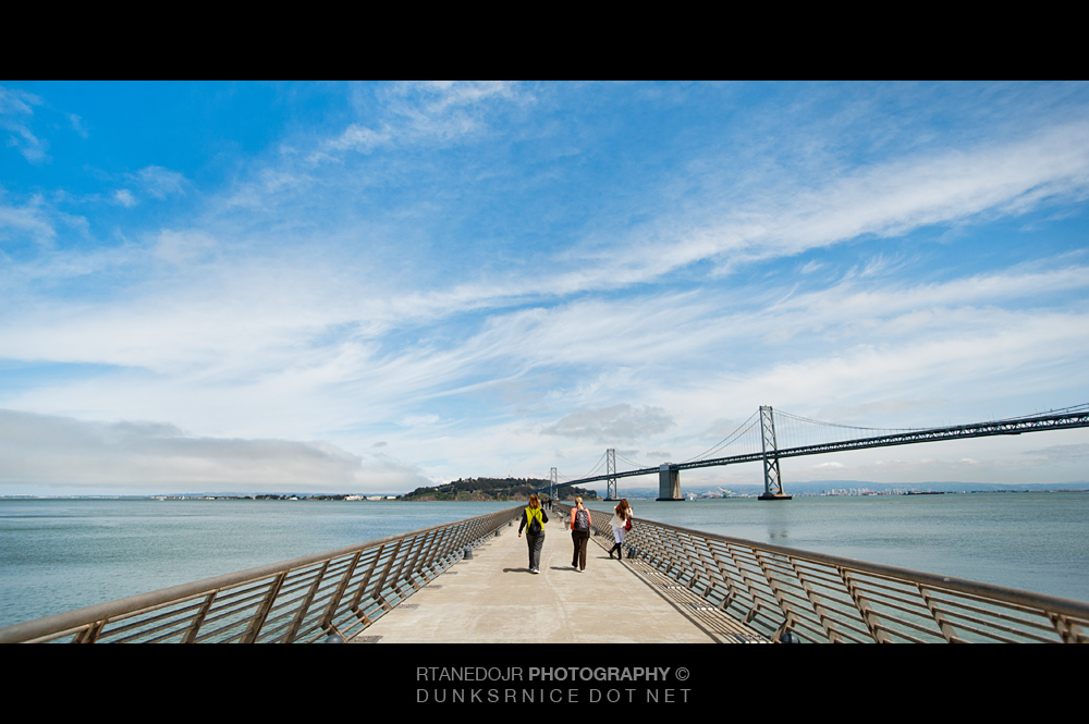 Pier 14, San Francisco.