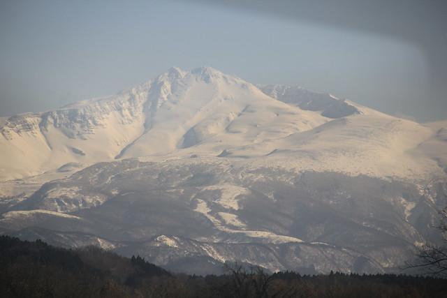 Mt. Chokai san