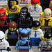 Minifigs group : zoom No. 9