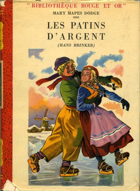Les patins d'argent, by Mary Mapes DODGE
