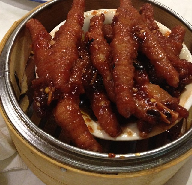 Chicken Feet @ Triple Crown Restaurant