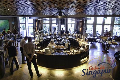 The Fullerton Hotel, Singapore