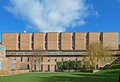 The J. B. Priestley Library, University of Bradford by Tim Green aka atoach