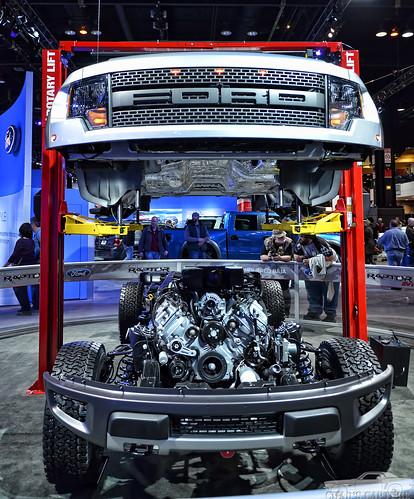 FORD RAPTOR ENGINE