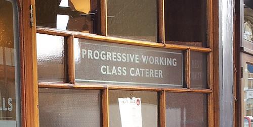 Progressive Working Class Caterer
