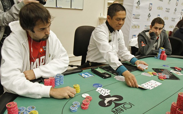 6231 Jason Mercier Eliminated by Jonathan Duhamel