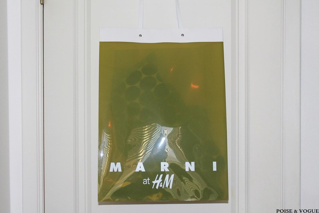 Marni at H&M 1