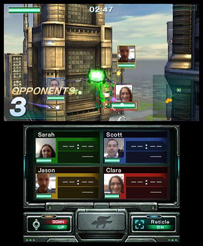 Starfox 64 3D - Multiplayer
