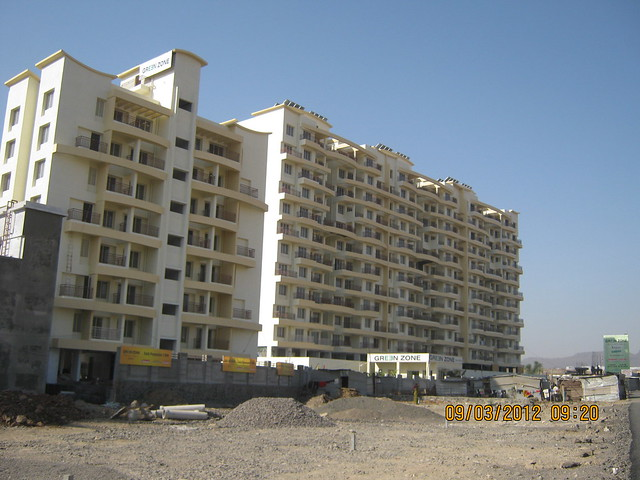 Aditya Shagun Green Zone - Almost Ready Possession 2 BHK Flats - Baner Pune 411 045