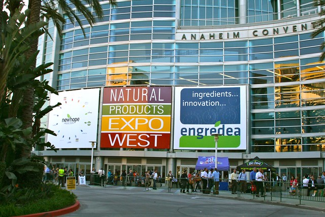 ExpoWest Natural Products Convention