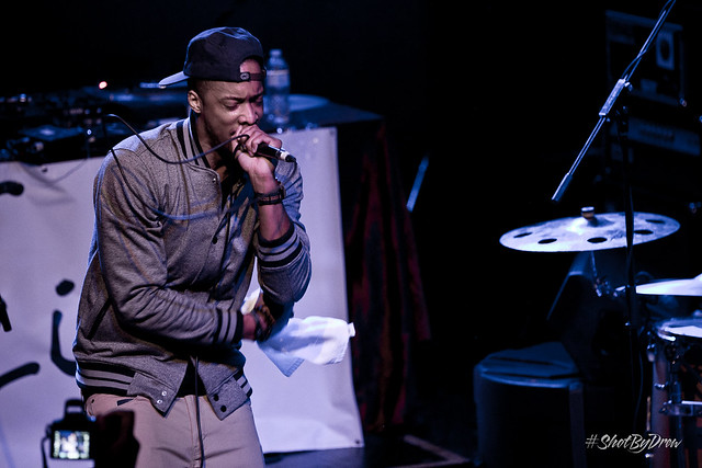 Black Milk at The Great Hall 2012
