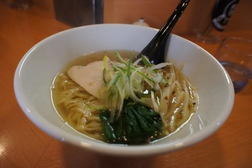 鶏TEN麺