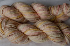 """Threshing Floor Love"" on BFL ( ...a time to dye)"