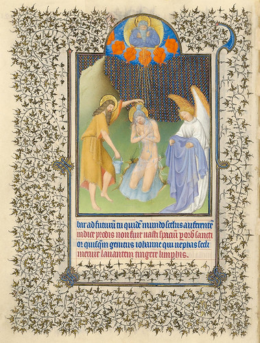 014- Belles Heures of Jean de France duc de Berry- Folio 211V-© The Metropolitan Museum of Art