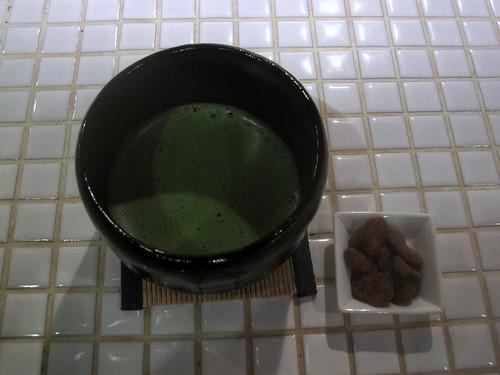 日本茶@サウスゲート(江古田)