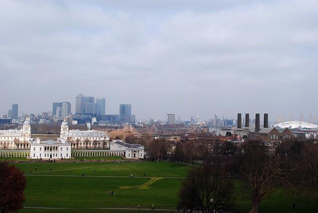 Greenwich March 2012