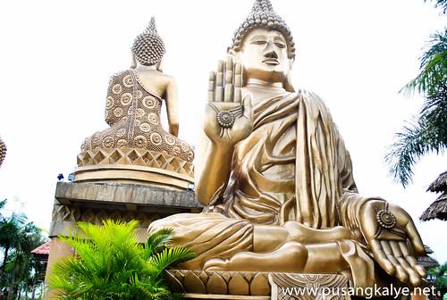 Buddha at ISDAAN_Tarlac