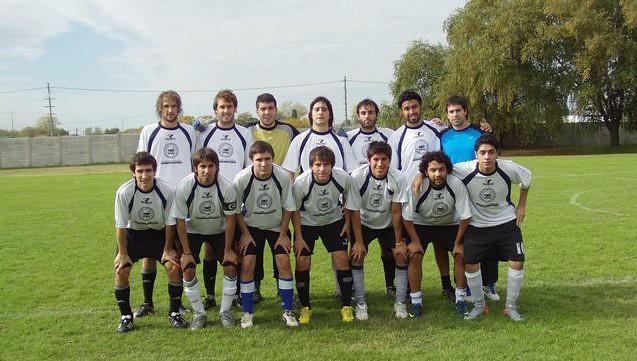 Equipo de Fútbol 2011