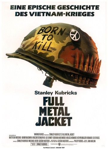 全金属外壳 Full Metal Jacket(1987)